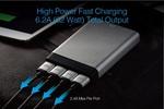 PA188EU AluCharge USB töltő Just Mobile