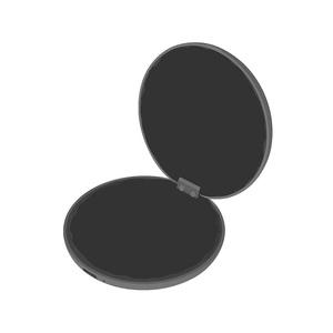 ETHQI2B Qi töltő 10W kettős vezeték nélküli Helix