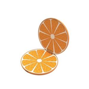 ETHQI2OR Qi töltő 10W kettős vezeték nélküli -Orange Helix