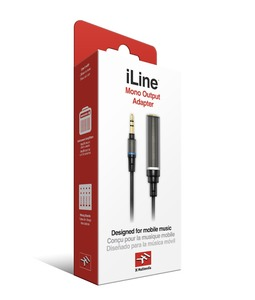 ILINE Mono Out.Adapter IK Multimedia