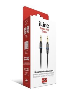 ILINE Stereo Aux Cable IK Multimedia