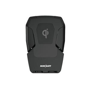 PowerDRIVE Qi töltő 10W miniBatt