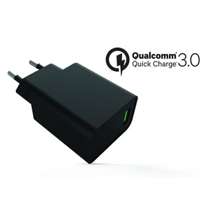 Hálózati USB adapter Q.C.3.0 Qualcom 3.0 (6V/9V/12V) miniBatt