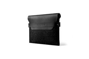 SL014BK iPad Envelope Sleeve MUJJO