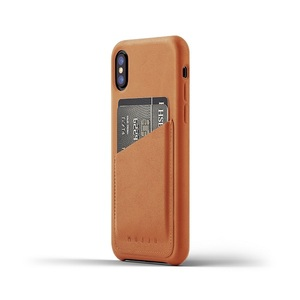 CS092TN Leather Wallet iPX tok Mujjo