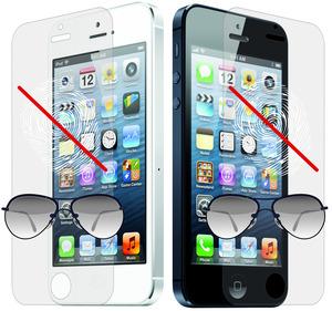 OC527 Antiglare fólia iPhone 5 Ozaki