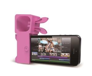 OM936RB iP5/5S pink nyúl Ozaki
