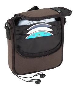 NDMC-G CD-lejátszó&CD táska-gr Pataco