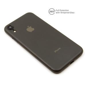 CV910BLK iPhone XR tok transp. Vireo